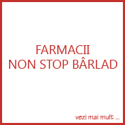 PROGRAM FARMACII NON STOP BARLAD